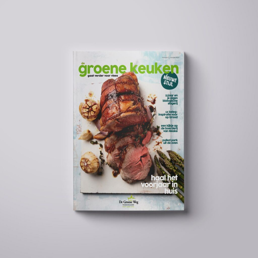 Magazine De Groene Keuken